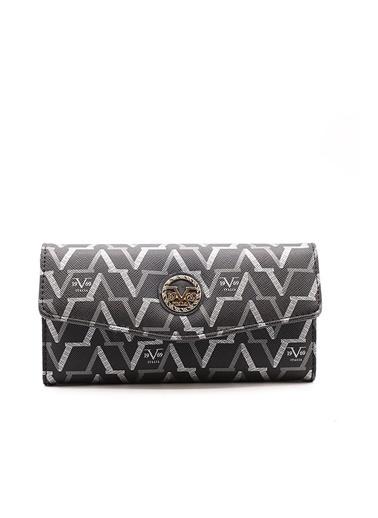 Versace 3693 Sıyah Kadın Cüzdan Siyah